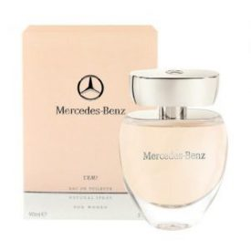 Mercedes Benz for her