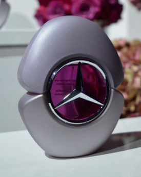 Mercedes benz Woman